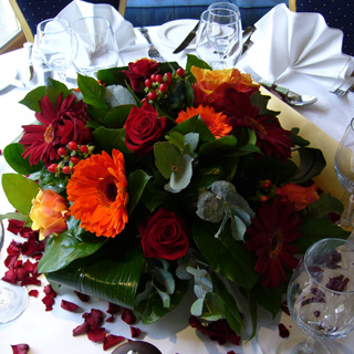 Mystique Table Arrangement