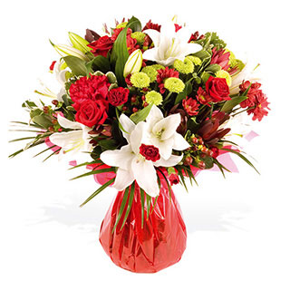 Oriental Delight Hand-Tied Bouquet
