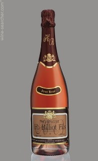 Champagne Brut Rose H. Billiot