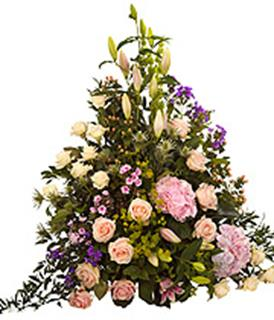 Luxury Pastel Arrangement