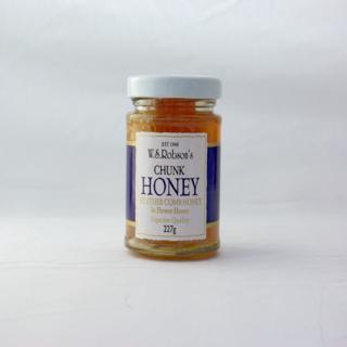 W.S. Robson's Chunk Honey 227g