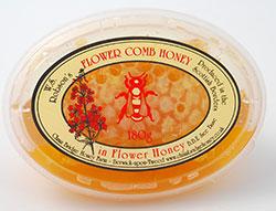 W.S. Robson's Flower Comb Honey