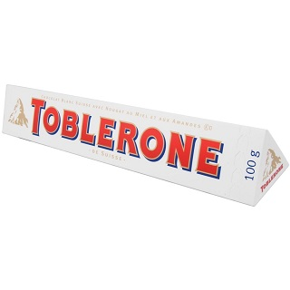 Toblerone White Chocolate 360g