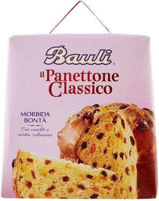 Bauli Panettone Classico 1kg