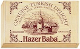 Hazer Baba Genuine Turkish Delight Wooden Box