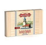 Hazer Baba Genuine Turkish Delight Large Wooden Box