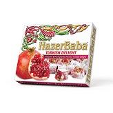 Hazer Baba Pistachio and Pomegranate Turkish Delight 125g