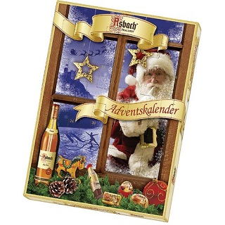 Asbach Uralt Advent Calendar