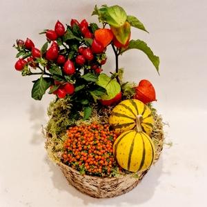 Autumnal Spice Arrangement