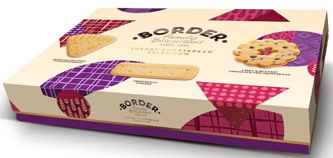 Border Luxury Shortbread Selection