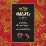 Beech's Dark Chocolate Ginger 90g