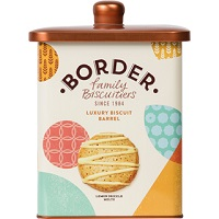 Border Biscuit Luxury Barrel