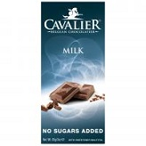 Cavalier Milk Chocolate Bar 85g