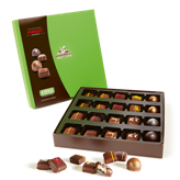 Cavalier Chocolates with Stevia