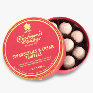 Charbonnel et Walker Strawberry Truffles
