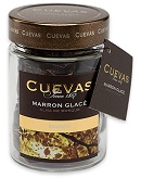 Cuevas Chocolate marron glaces  jar