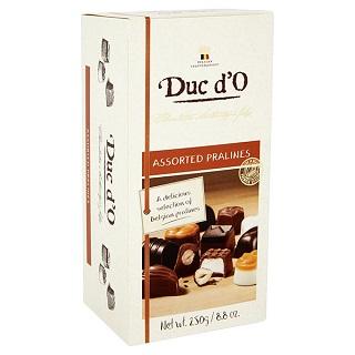 Duc d'O Assorted Pralines 250g