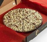"Gone Nuts Chocolate 10"" Pizza"