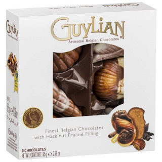 Guylian Chocolate Sea Shells 65g