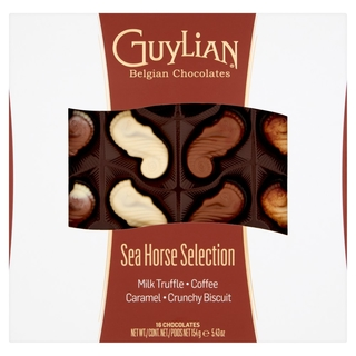 Guylian Assorted Luxury Chocolate Tasting
