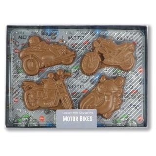 Chocolate Motorbike Set