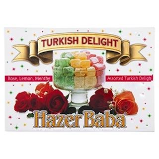 Hazer Baba Assorted Turkish Delight