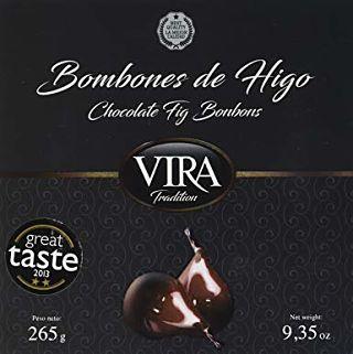 Vira Artisanal Brandy Chocolate Figs