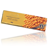 Lindt Milk & Hazelnut Gold Bar