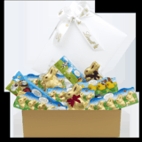 Lindt Gold Bunny and Friends Easter Hamper