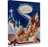 A Lindt Chocolate Advent Calendar