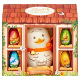 Lindt Milk Chocolate Chick House Easter Chocolate