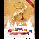 Lindt Assorted Lindor Truffle Advent Calendar