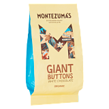 Montezuma's Creamy White Chocolate Giant Buttons