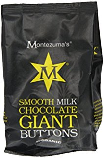 Montezuma's Smooth Milk Chocolate Giant Buttons