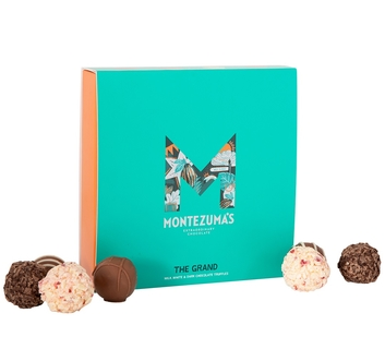 Montezuma's Grand Truffle Collection 220g