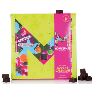Montezuma's Dark Chocolate Advent Calendar