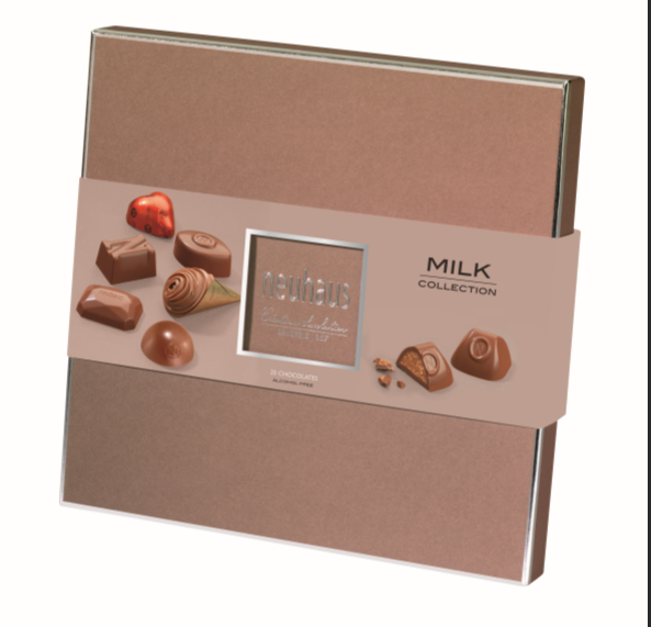 Neuhaus Belgian Milk Chocolate Collection