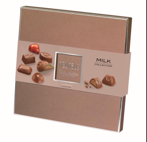 Neuhaus Belgian Milk Chocolate Collection