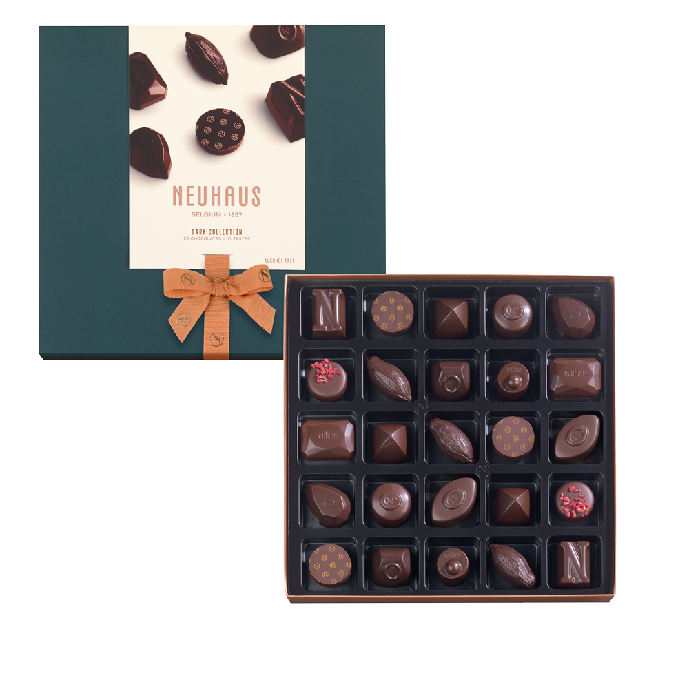 Neuhaus Belgian Dark Chocolate Collection
