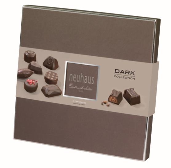 Neuhaus Belgian Dark Chocolate Collection