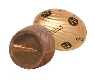 "Neuhaus Caramel ""Fleur de Sel"" Milk Chocolate Mini Easter Eggs"