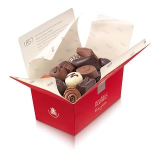 Neuhaus Gluten Free Belgian Chocolate Ballotin 125g