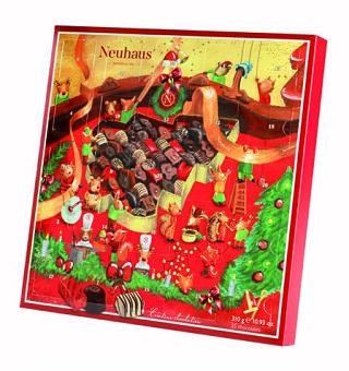 Neuhaus Belgian Chocolates Advent Calendar