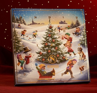 Neuhaus Belgian Chocolates Advent Calendar
