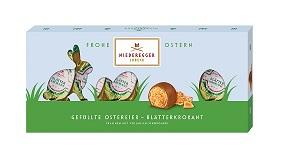 Niederegger BlatterKrokant Easter Eggs Box