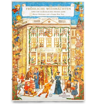 Niederegger Salon Advent Calendar