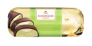 Niederegger Pistachio Marzipan with Vanilla Truffle Loaf