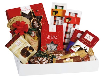 Niederegger Jolly Christmas Hamper