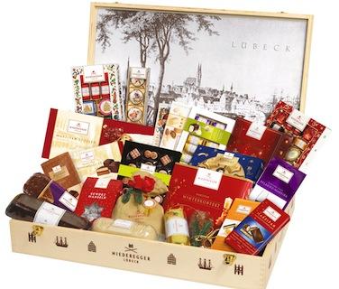 Niederegger Lubeck Christmas Speciality Hamper