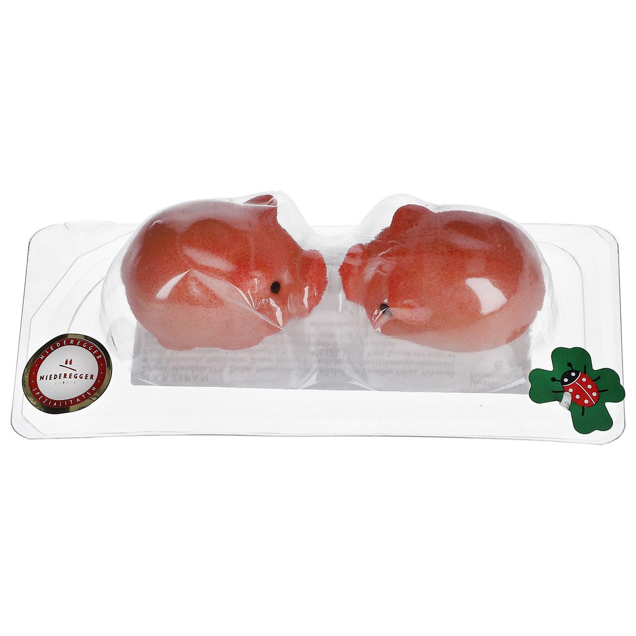 Niederegger Marzipan  Twin Pigs